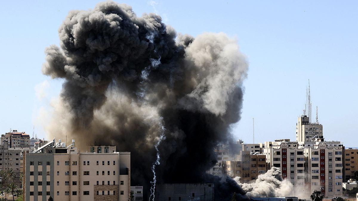 La justificación de Israel acerca del bombardeo