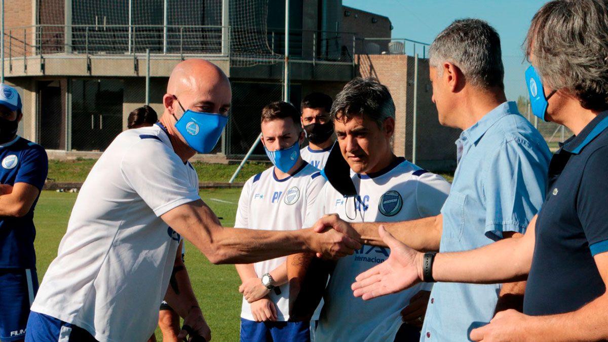 Sebastián Méndez y José Mansur han quedado signados por la conmocionante muerte del Morro García.