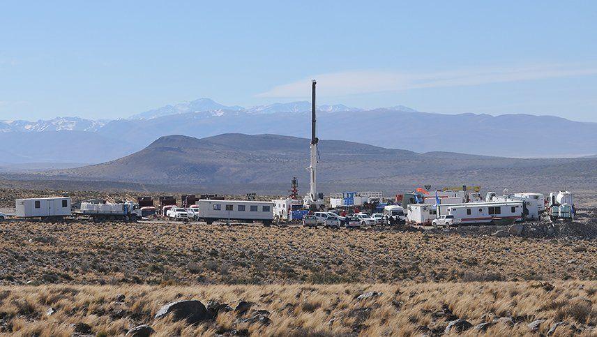 El proyecto de Vaca Muerta está en peligro por la baja del precio del petróleo