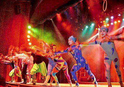 El espectáculo circense de Cirque XXI llegó a Mendoza y se presenta hoy