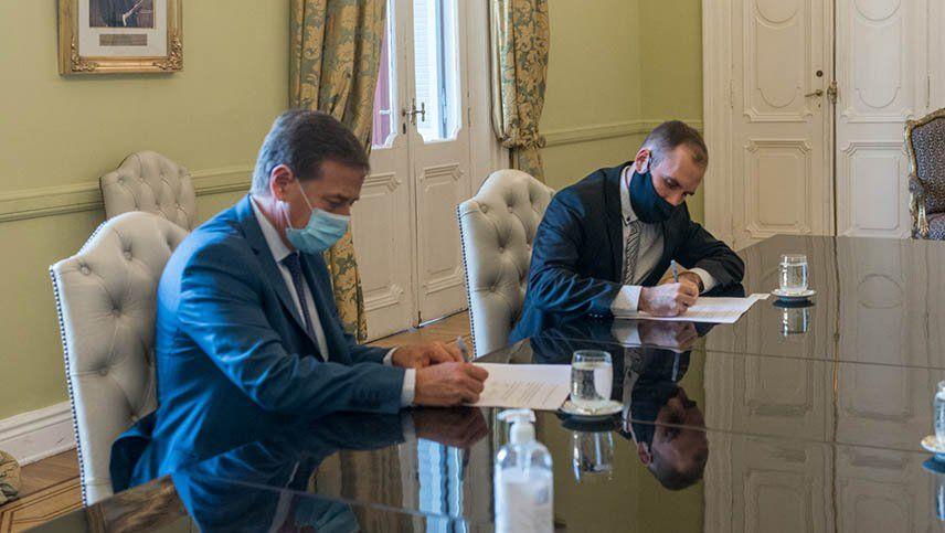 Asistencia nacional: Mendoza recibió por habitante el 10% de lo que obtuvo  Chubut y encima será en 2 cuotas