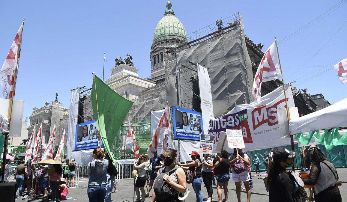 La Secretaría de Derechos Humanos de la Nación quiere evitar que haya represión a los manifestantes durante el debate de la Ley del Aborto
