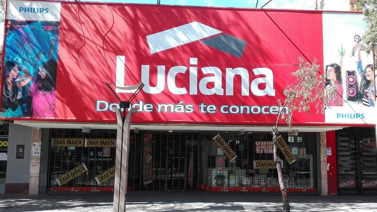 Luciana Hogar cuenta con 12 sucursales de la provincia.