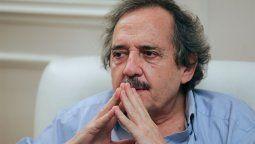 Ricardo Alfonsín habló sobre la UCR y las próximas elecciones. Foto: NA.