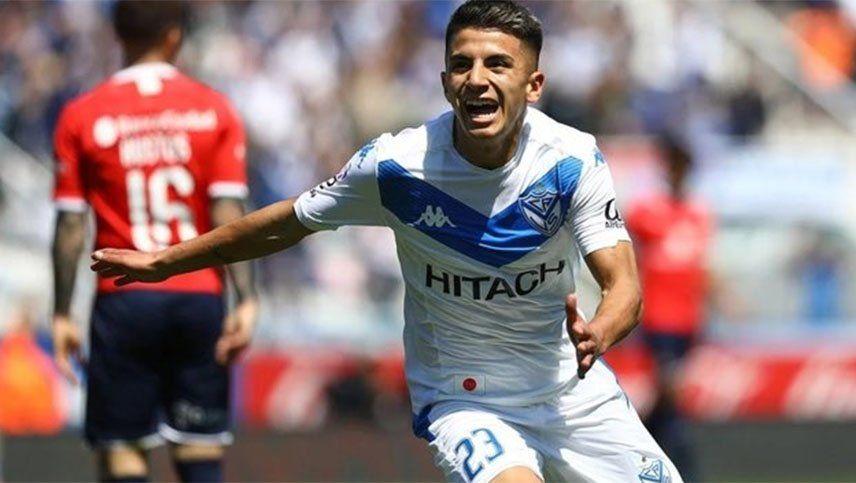 Thiago Almada, la joya de Vélez por quien el Leeds de Bielsa pagaría millones