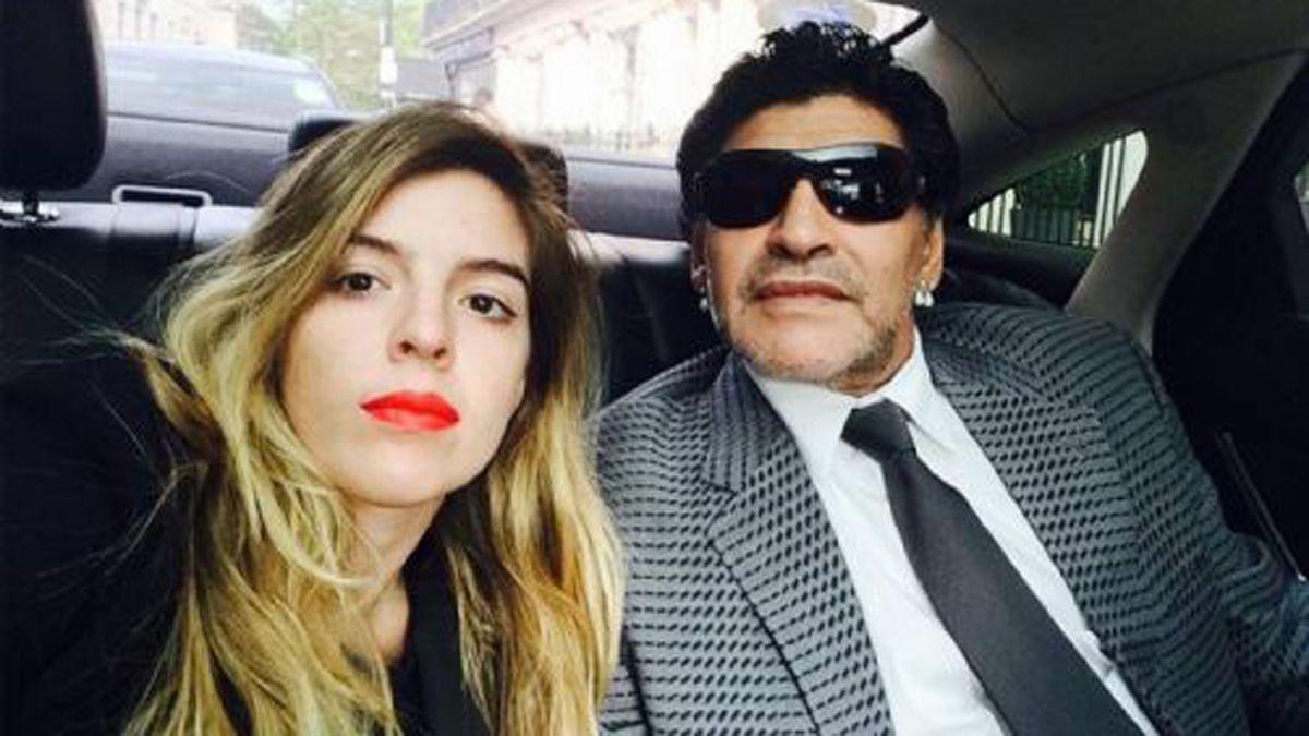 Dalma Maradona.