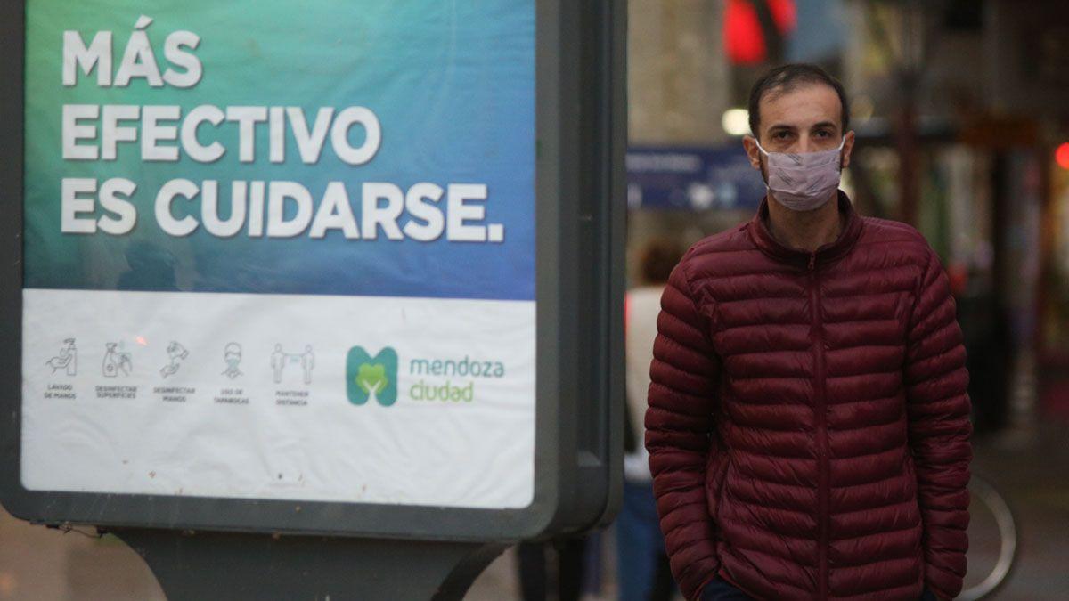 Los contagios de Covid-19 volvieron a pasar los 1.000 casos diarios después de más de un mes