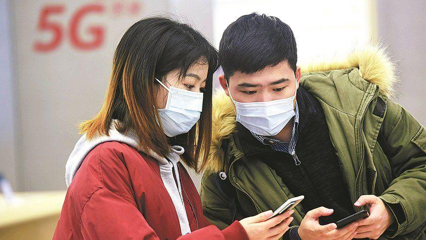 Aumento global de los smartphones 5G