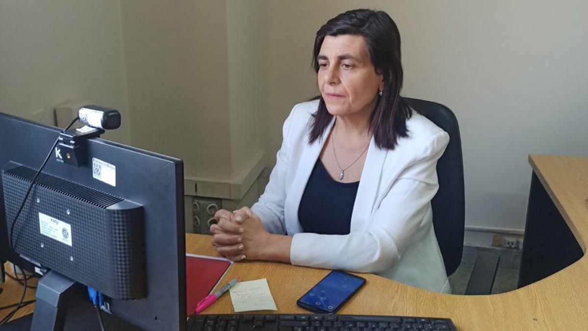 Mariana Juri, ministra de Cultura y Turismo.