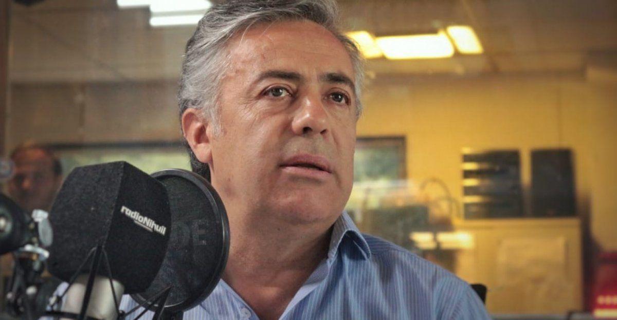 El diputado nacional Alfredo Cornejo.