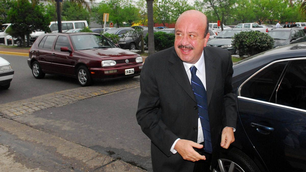 Osvaldo Mércuri se desempeñó como diputado provincial durante 20 años.