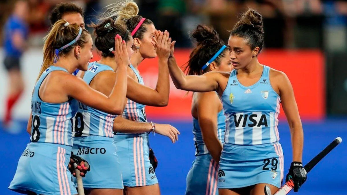 Las Leonas disputarán cuatro amistosos ante India