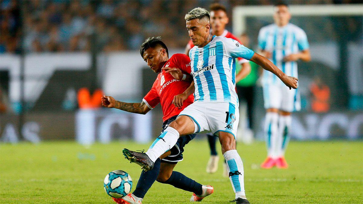 Racing e Independiente jugarán el clásico de Avellaneda