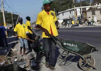 Concluyó la búsquedas de sobrevivientes del sismo en Haití