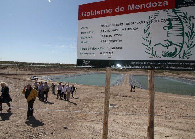 Red cloacal de Valle Grande: venció plazo para que se conecten los que faltan