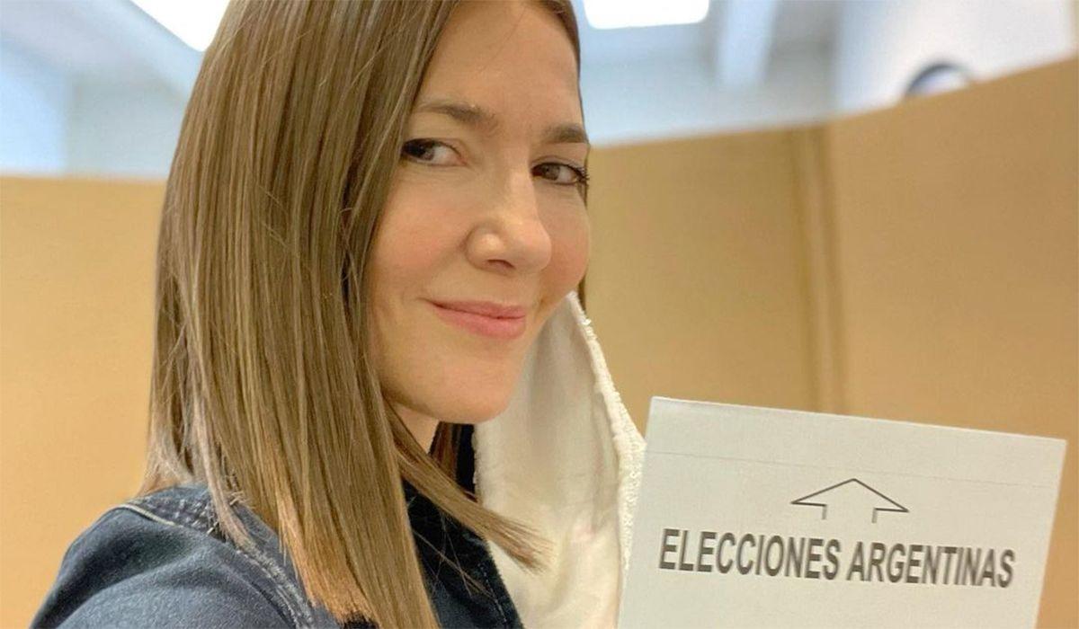 La periodista Cristina Pérez fue tendencia en Twitter tras su dura editorial contra el Gobierno de Alberto Fernández