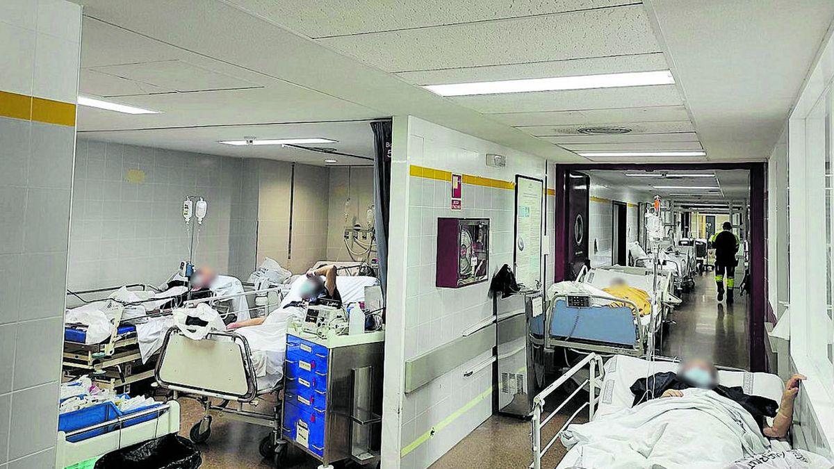 Ante la falta de camas, difunden guías orientativas para seleccionar a los pacientes