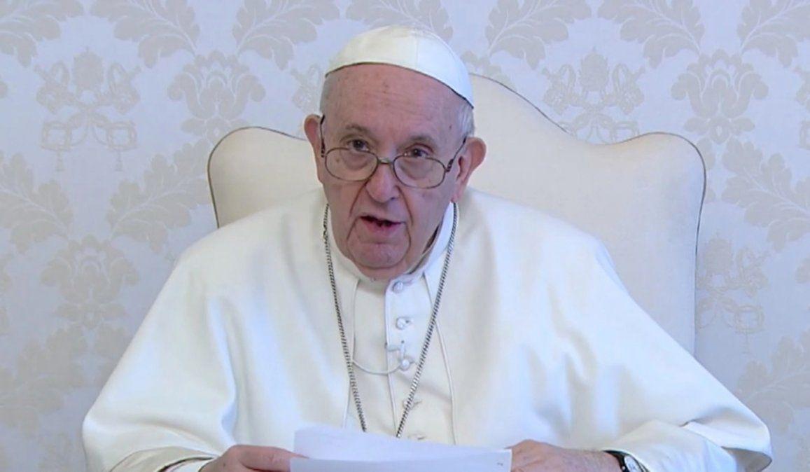El papa Francisco se manifestó por la reconciliación y unidad de todos los venezolanos en un mensaje en el que se refirió a la beatificación de José Gregorio Hernández