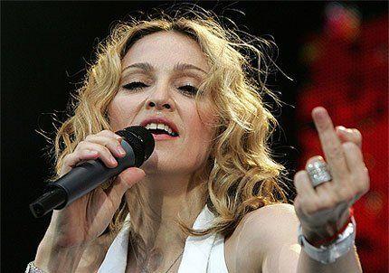 Guy Ritchie revela las costumbres sexuales de Madonna