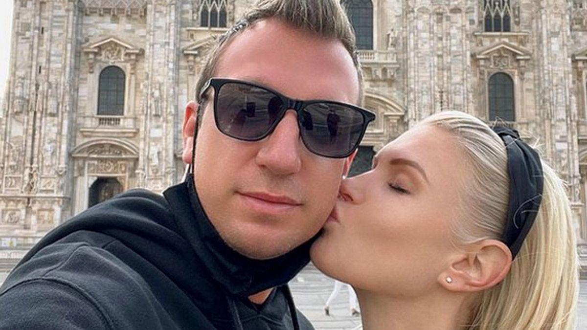 Maxi López va por la revancha: le propuso casamiento a su pareja