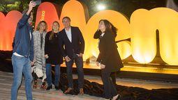 Rodolfo Suarez presentó, junto al intendente de la Ciudad de Mendoza, un nuevo punto de referencia y atracción turística en el Centro.