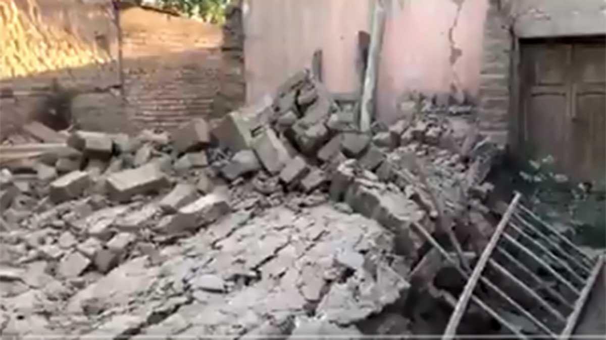 Los daños que dejó el terremoto en Mendoza
