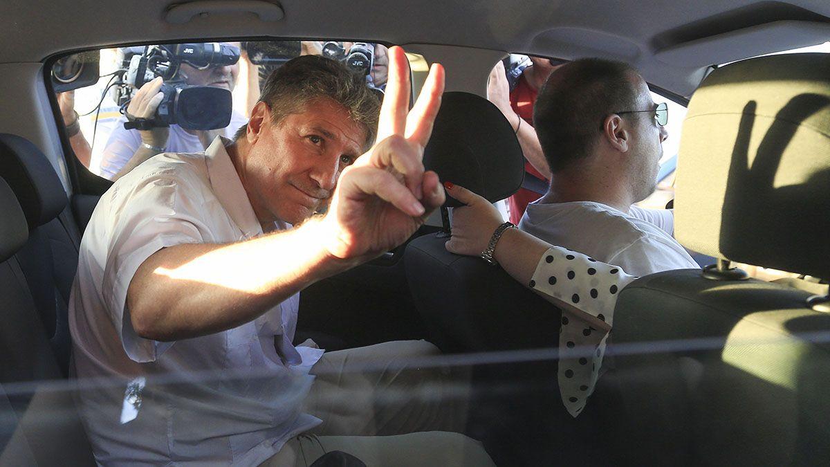 Amado Boudou podria volver a la cárcel.