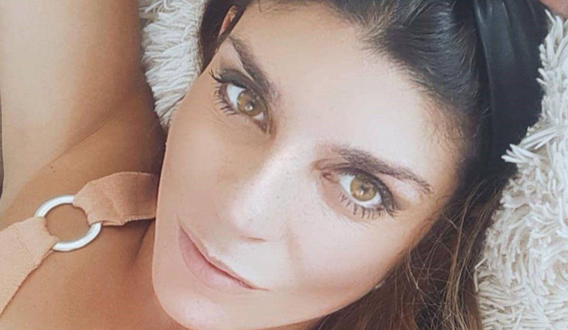 Ornella Ferrara impactó con su foto más sensual en Instagram