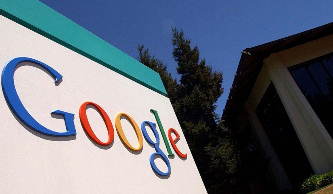 El gobierno de Donald Trump demandó a Google por un supuesto monopolio en el servicio de búsquedas en Internet