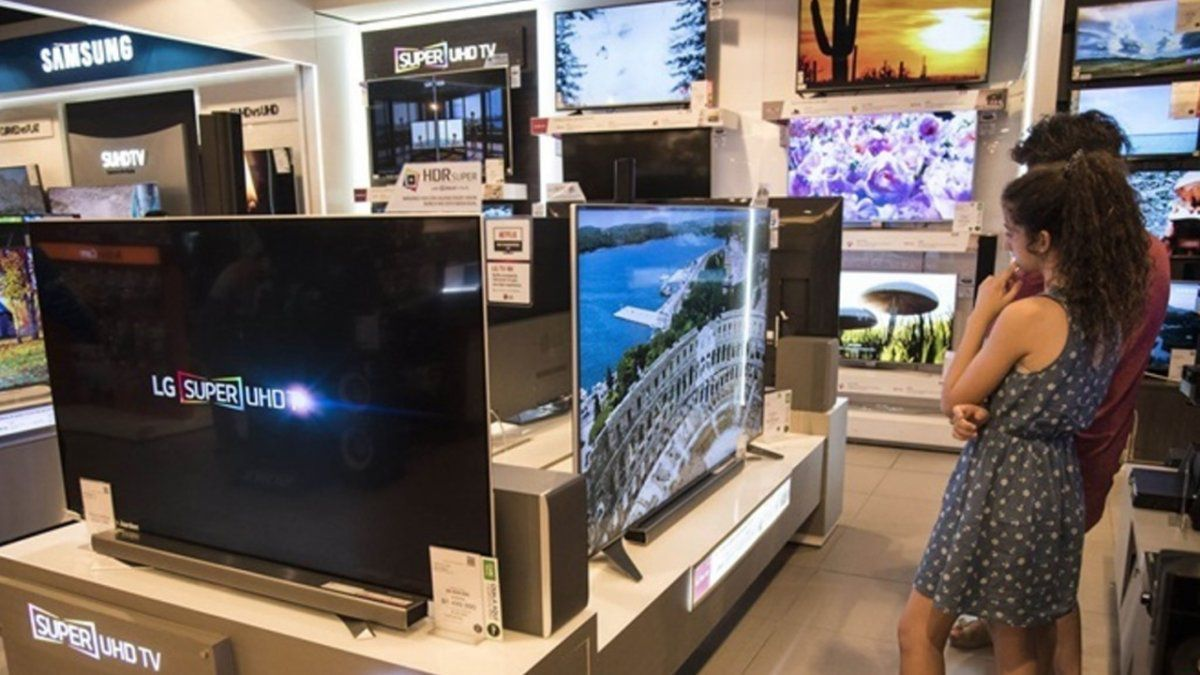 Televisores en 24 cuotas: hasta cuándo se pueden comprar