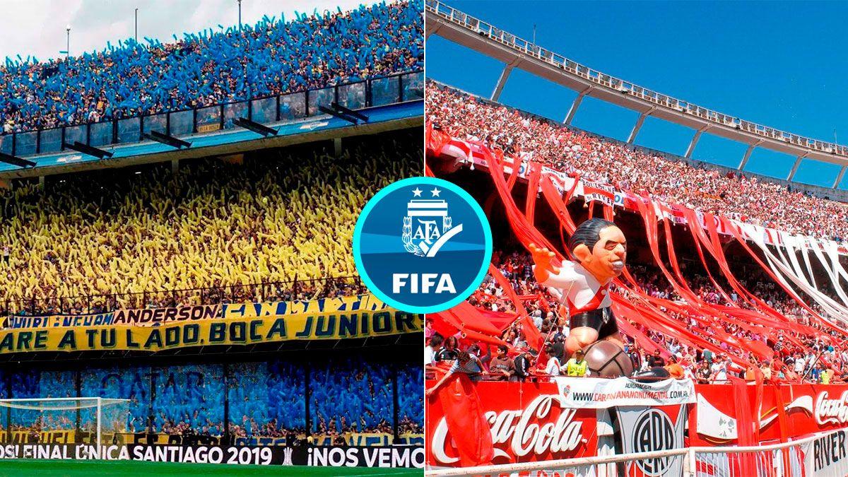 El ranking con más socios del fútbol argentino