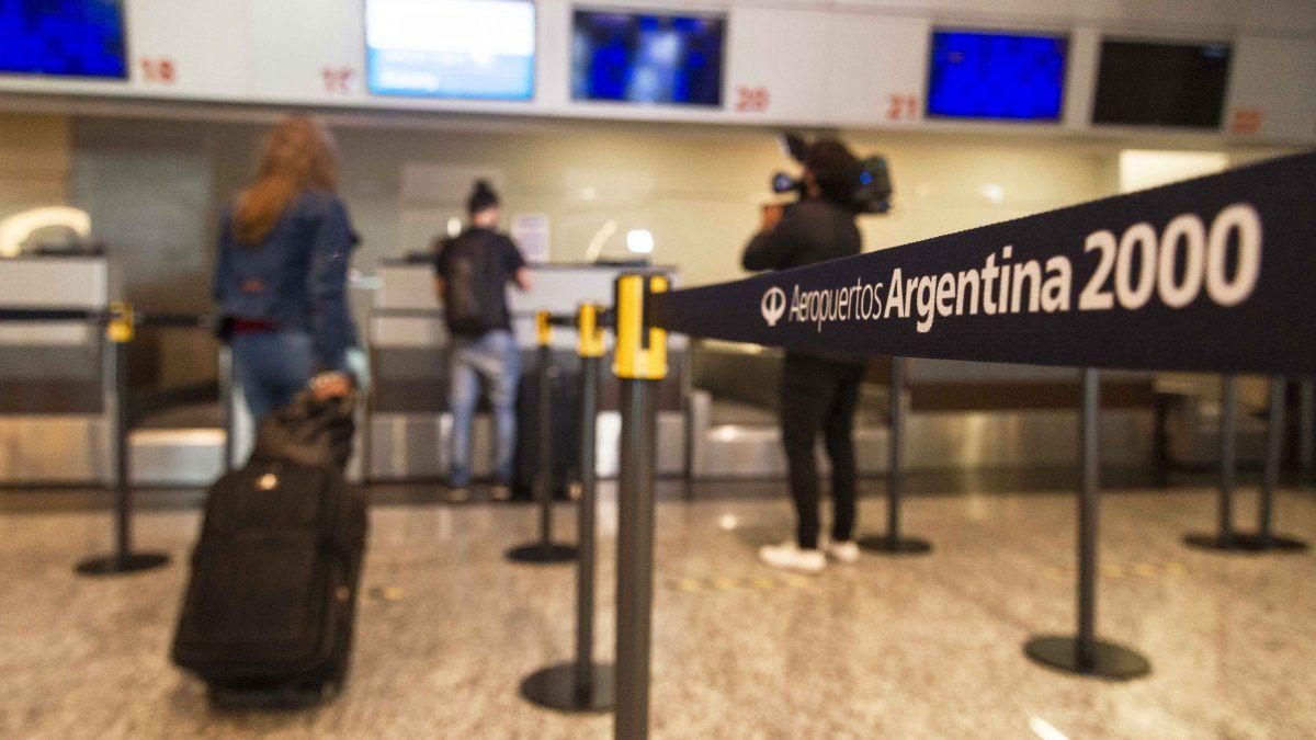 Los vuelos de cabotaje regresaron con una ocupación promedio del 70%.
