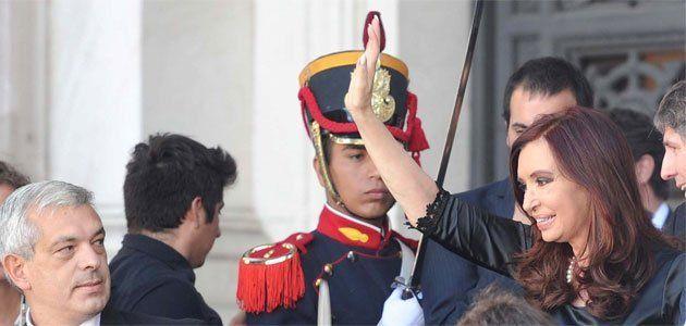 La Presidenta confirmó su asistencia al Carrusel y hay un fuerte operativo de seguridad