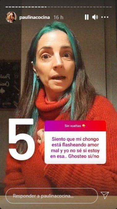 ¡Viral! El exabrupto de Paulina Cocina con una fan: ¿Se puede ser más soreta? Ojalá te deje y te arrastres