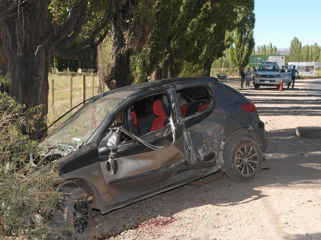 Un gravísimo accidente en Uspallata dejó un muerto y una menor herida