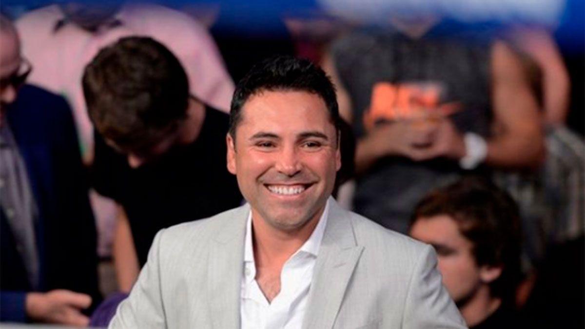 El regreso de Oscar de la Hoya va tomando forma