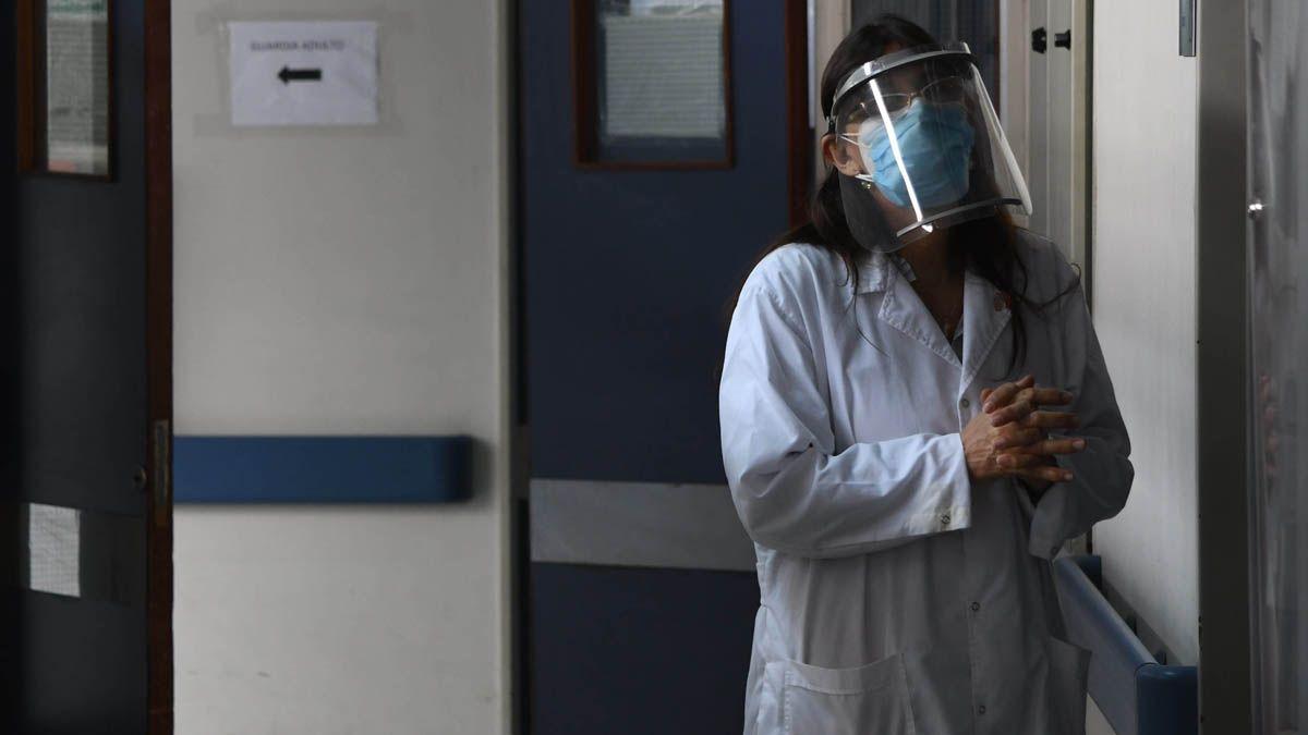 Una enfermera del Notti escribió un mensaje sobre sus miedos por el coronavirus en Mendoza