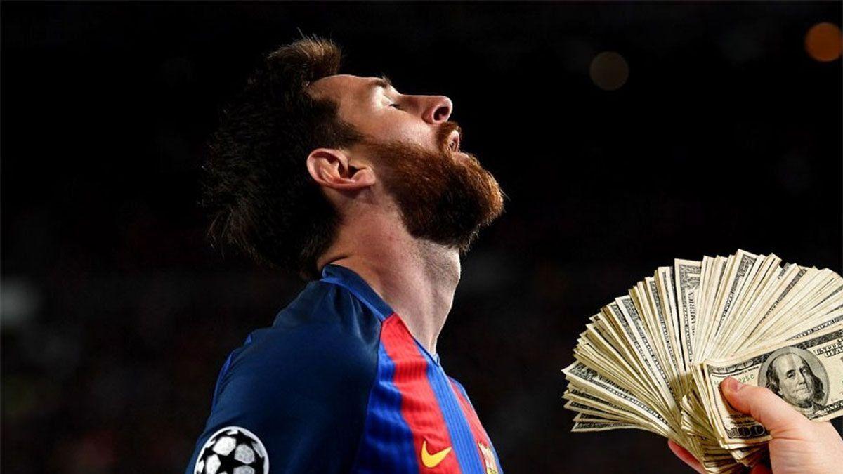 La impresionante oferta que Barcelona le hizo a Messi para que siga
