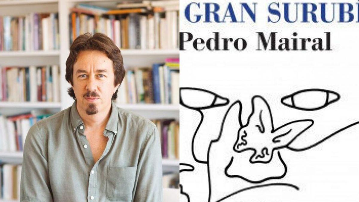 Pedro Mairal: Los escritores estamos poniendo en palabras los miedos que todos tenemos
