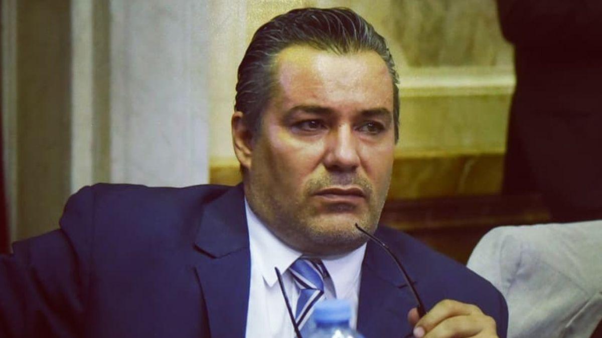 El diputado salteño del Frente de Todos Juan Emilio Ameri.
