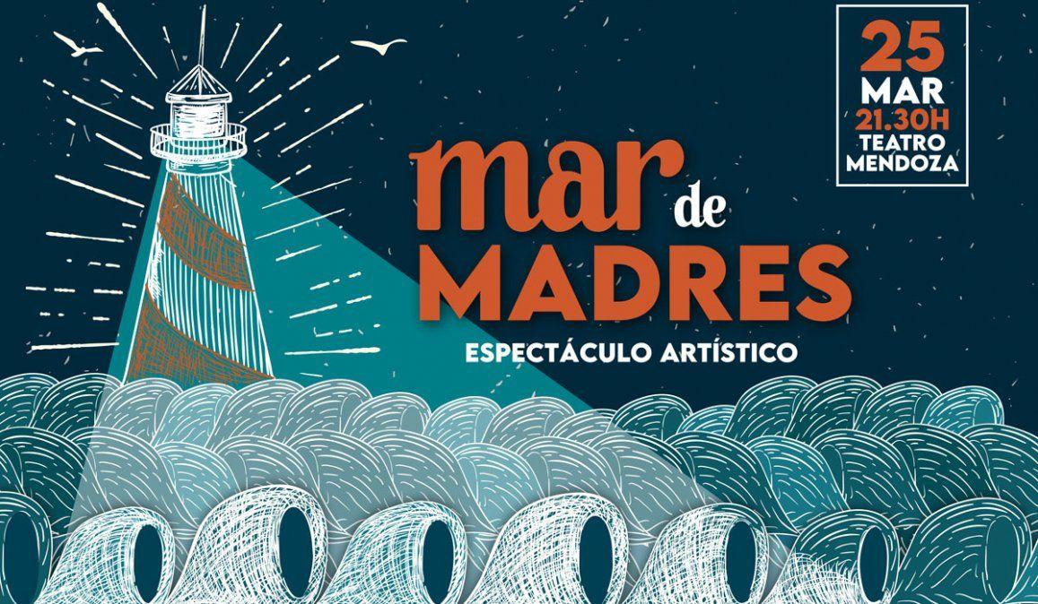 Mar de Madres, un espectáculo de música, danza y teatro
