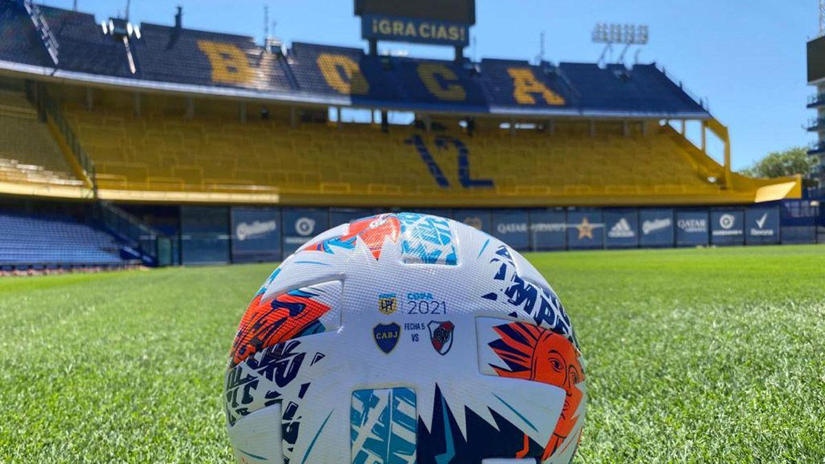 La Copa de la Liga Profesional está sexta a nivel mundial