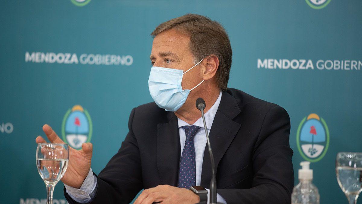 El Gobierno de Mendoza continúa con el cronograma de pago del aguinaldo a estatales