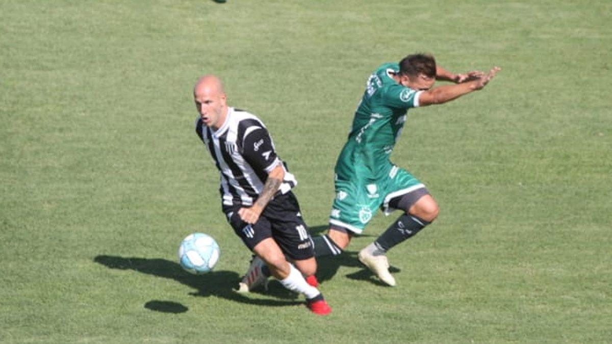Gimnasia mostró una pálida imagen y perdió con Sarmiento