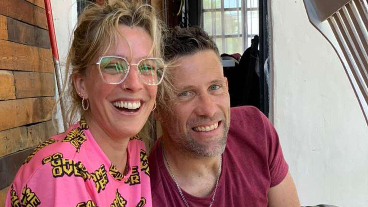 Dani La Chepi sorprendió a todos con su historia de amor y su novio recolector de residuos.
