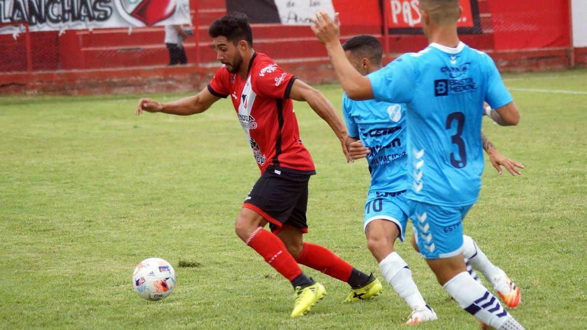 Deportivo Maipú mereció más, pero perdió con Temperley