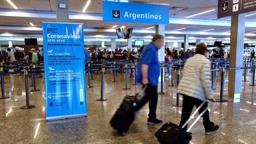 Confirmaron el primer caso de coronavirus en Argentina