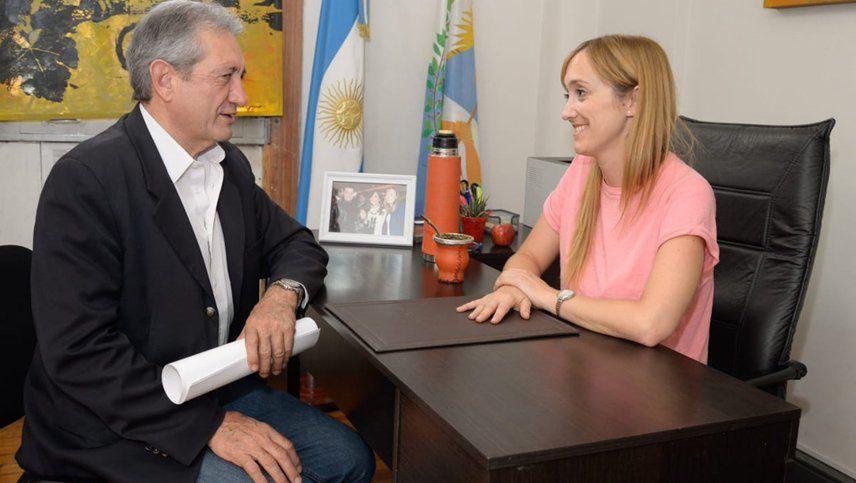 Guillermo Amstutz será el candidato del kirchnerismo en Las Heras