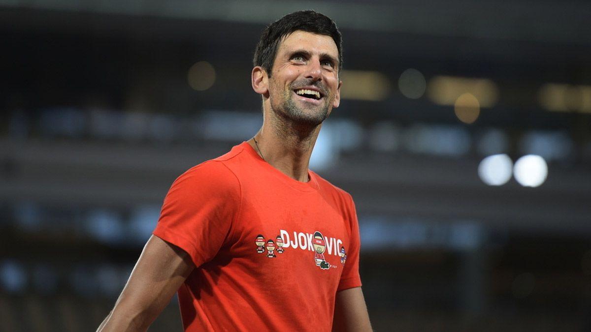 Djokovic tomó una decisión que sorprendió a más de uno