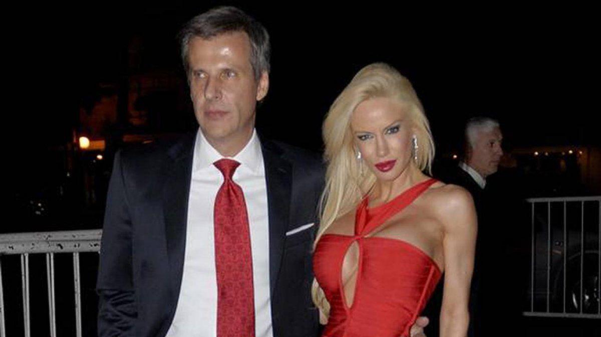 ¡Una fortuna!  Filtran cuánta plata por mes le paga Martín Redrado a Luciana Salazar